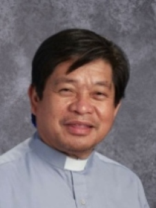 Photo of Rev. Peter Cordeno