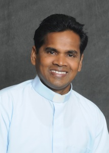 Photo of Rev. Balaji Boyalla, SAC