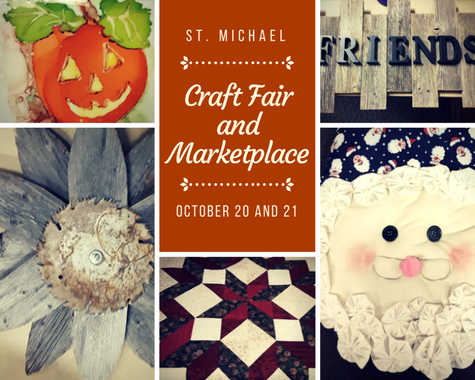 Craft Fair St Michael Catholic Church