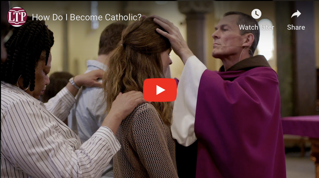 How Do I Become Catholic?