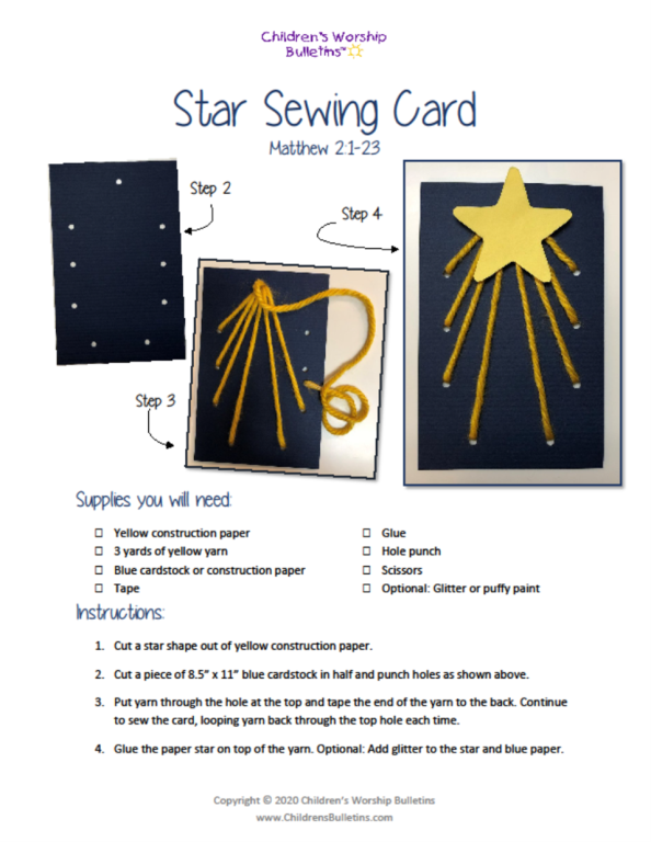 Star_Sewing_Card_Craft_Instructions