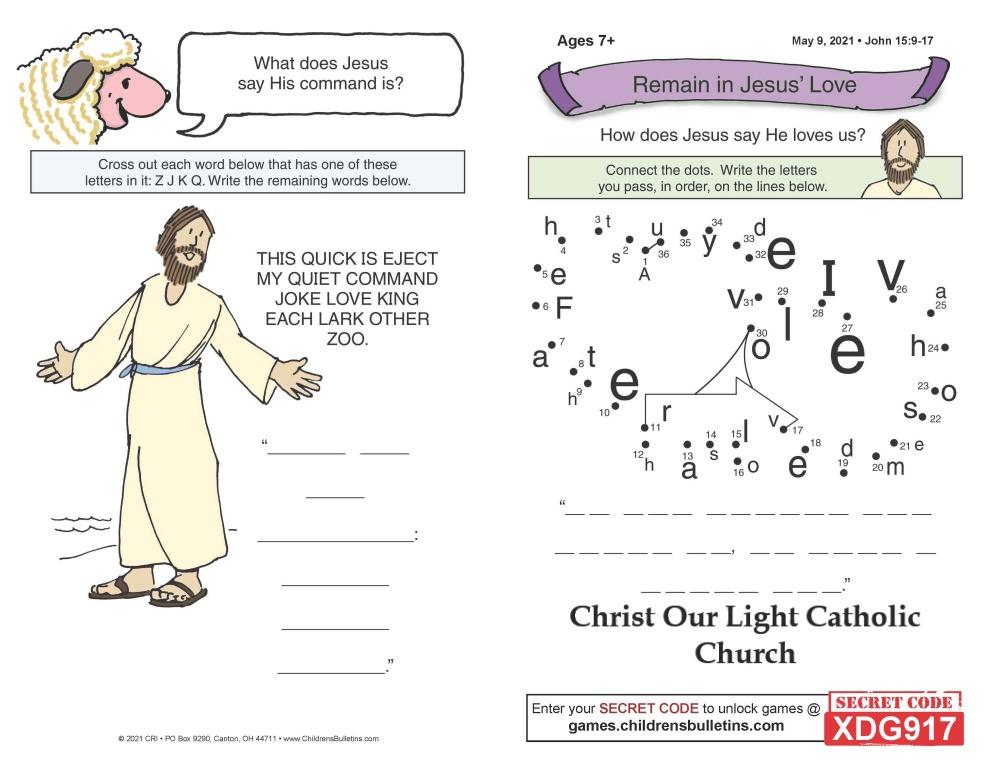 Children's Bulletins