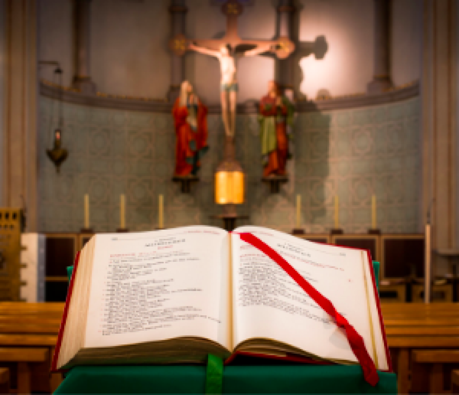 Readings for Mass