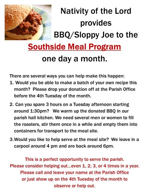 Southside Meal Program