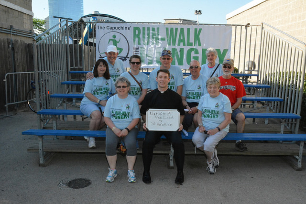 Run-Walk For The Hungry