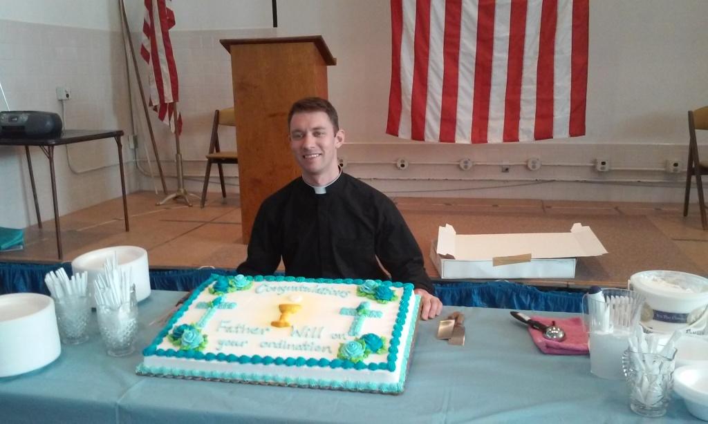 Fr. Will Arnold