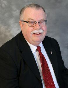Photo of Deacon Patrick J. Massino