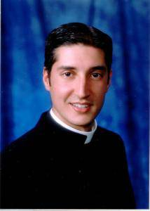 Photo of Rev. Paul C. Fontanella