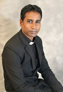 Photo of Rev. Arun Lakra