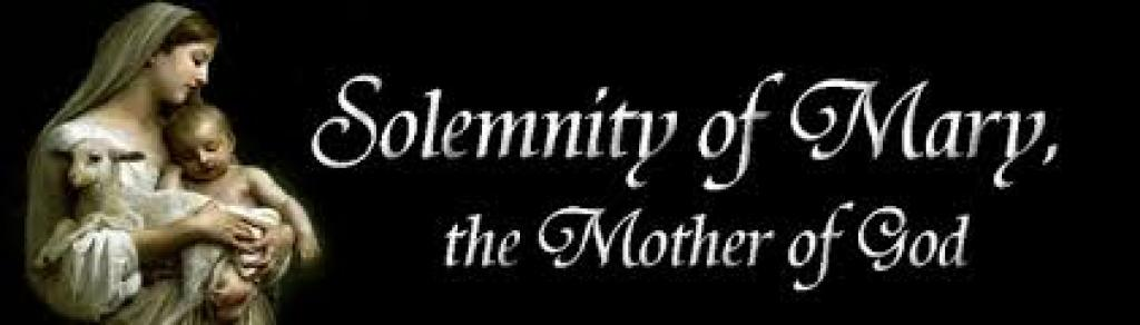Solemnity of Mary