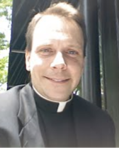 Photo of Rev. Jeremy St. Martin