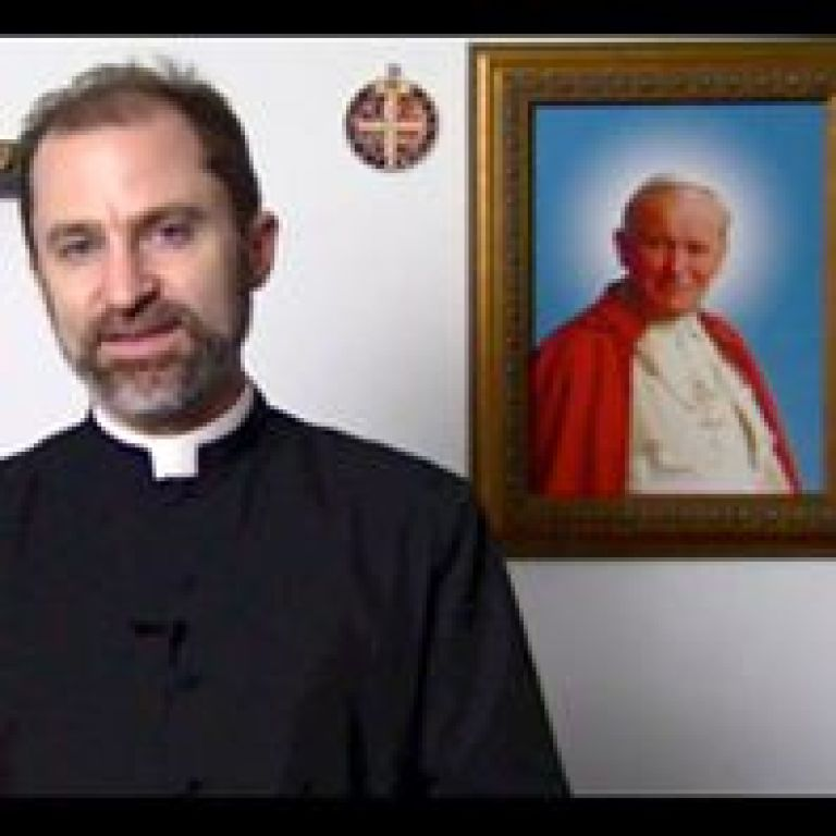 Father Jason Worthley