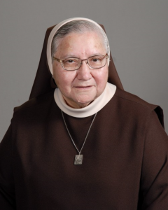 Photo of Sister Brigidia Riveros