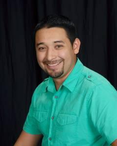 Photo of Adrian Paz