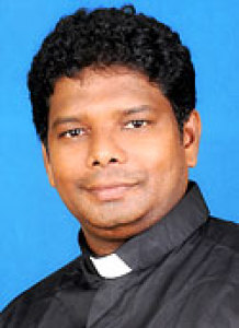 Photo of Father Rajasekhar Chittem