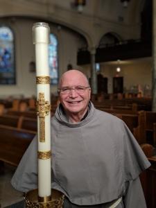 Photo of Friar Cyprian Uline
