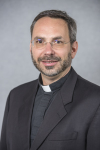 Photo of Fr. Mark Thibodeaux