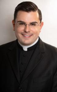 Photo of Rev. Michael F Falce