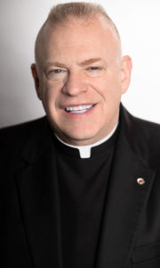 Photo of Rev. Gerard J. Sauer