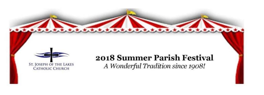 2018 Summer Festival