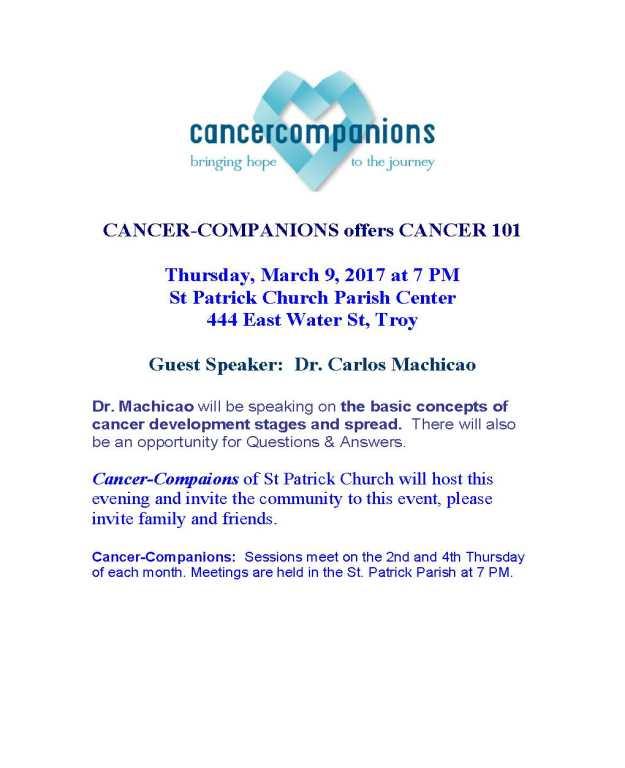 Cancer Companions