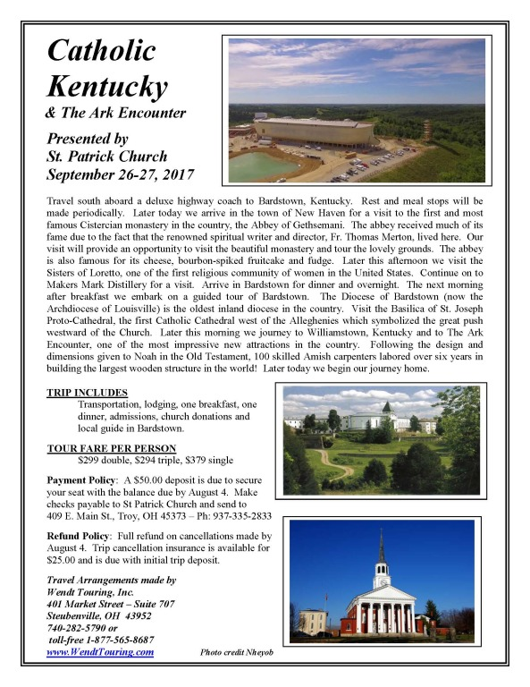 Catholic Kentucky