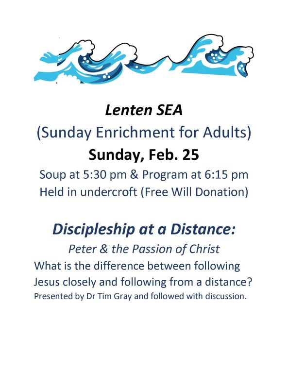 Don't Miss It! This Sunday