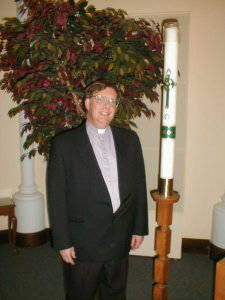 Photo of Father Jim Duell