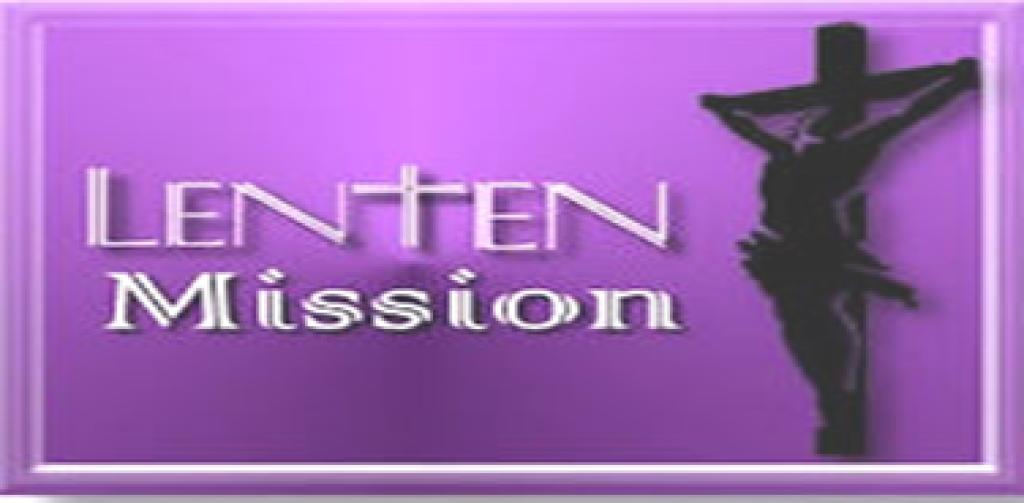 Lenten Mission