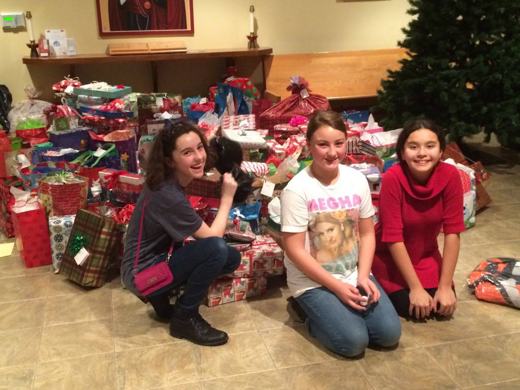 Youth Ministry Service Projects | St. John Neumann Catholic Church