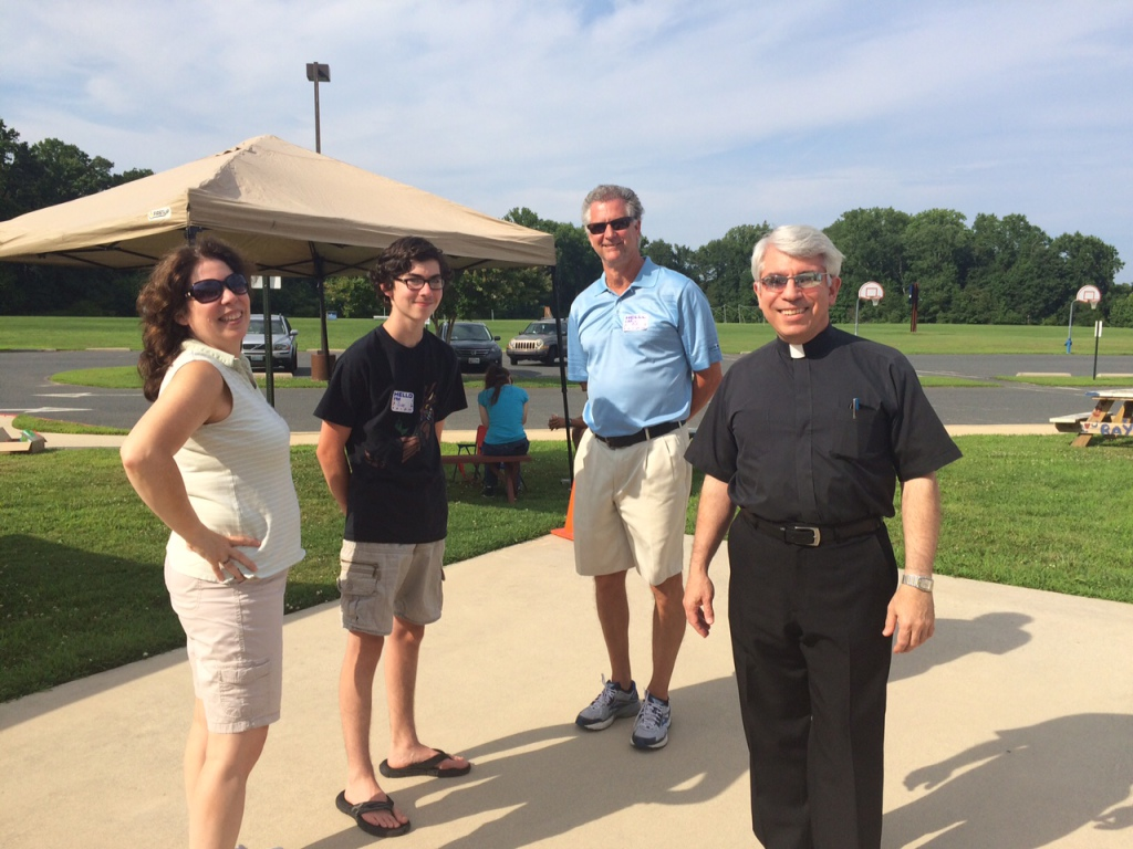 Family Picnic July 2015 | St  John Neumann Catholic Church