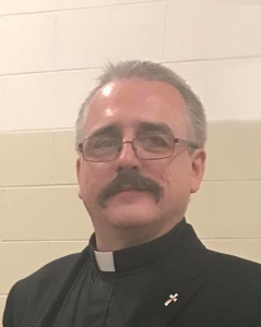 Photo of Deacon Robert McCormick