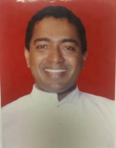Photo of Father Jose B. Chacko