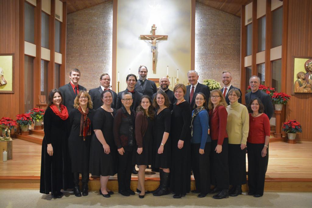 Join the Good Shepherd Catholic Church Choir!