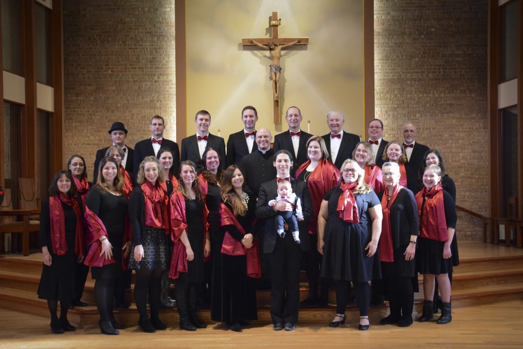 Join the Good Shepherd Catholic Church Choir!