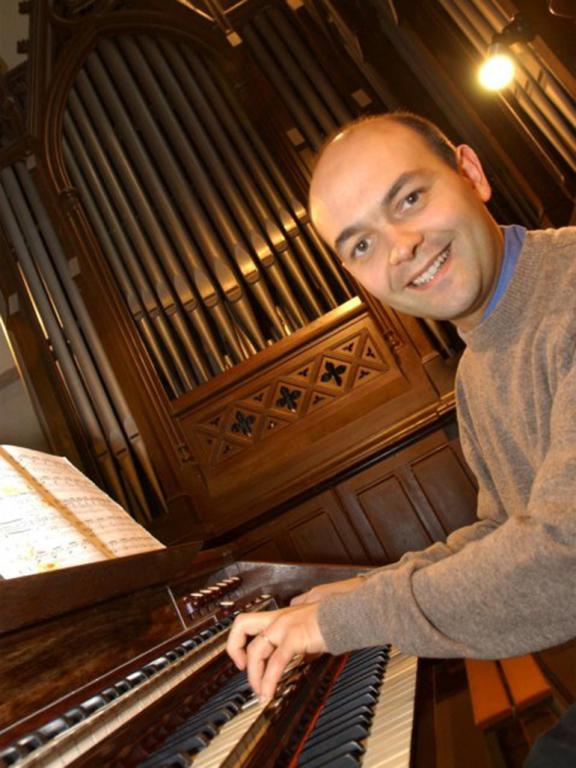 Emmanuel Hocdé – Recitalist at Good Shepherd Catholic Church in Golden Valley, MN