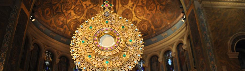 Adoremus in aeternum sanctissimum Sacramentum