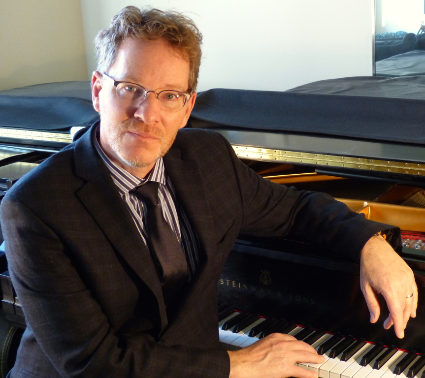 John Mortensen – Recitalist at Good Shepherd Catholic Church in Golden Valley, MN