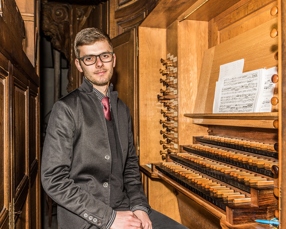 Mateusz Rzewuski – Recitalist at Good Shepherd Catholic Church in Golden Valley, MN