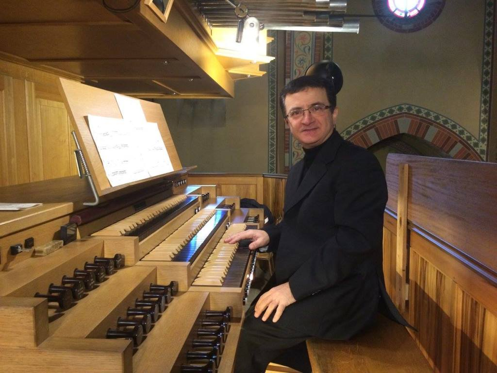 Maurizio Mancino – Recitalist at Good Shepherd Catholic Church in Golden Valley, MN