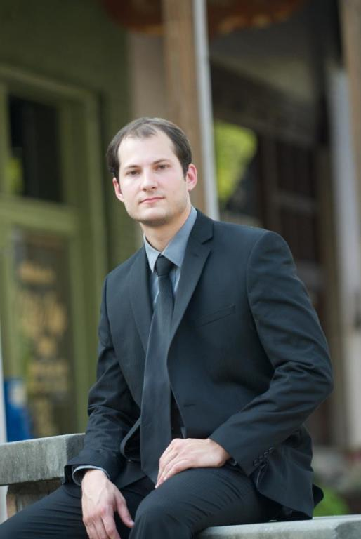 Bradley Baker – Recitalist at Good Shepherd Catholic Church in Golden Valley, MN