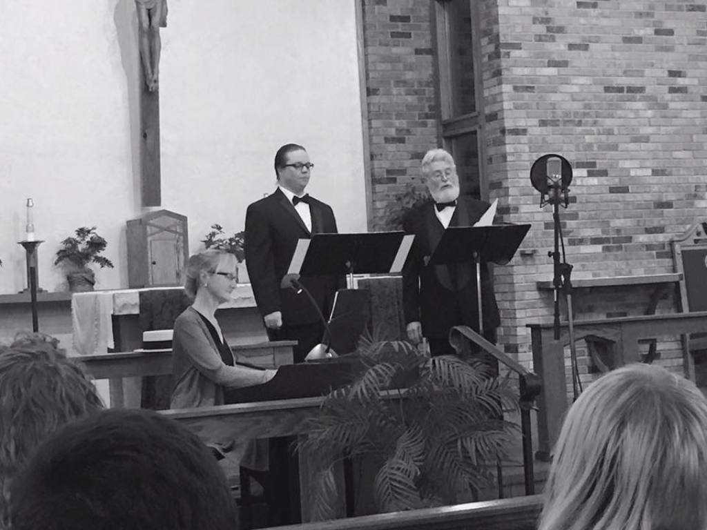 Sean Lundquist – Recitalist at Good Shepherd Catholic Church in Golden Valley, MN