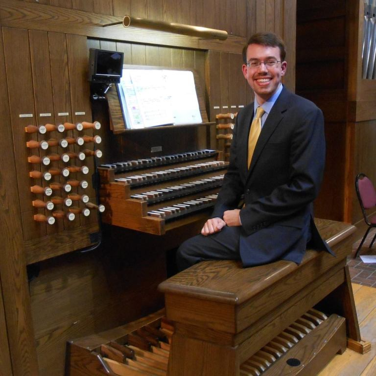 Wyatt Smith – Recitalist at Good Shepherd Catholic Church in Golden Valley MN