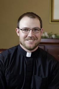 Photo of Father Zane Pekron