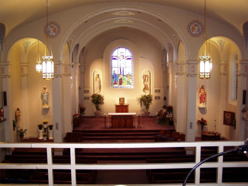 Our History | St  Catherine of Alexandria Catholic Church