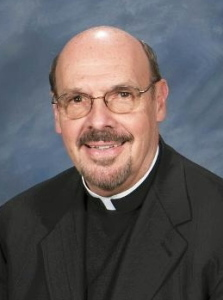 Photo of Fr. Joseph Hornacek