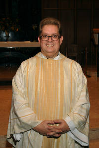 Photo of Reverend Peter Horton