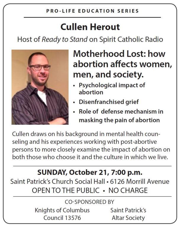 Cullen Herout Info
