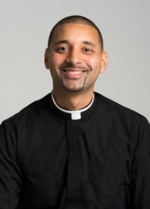 Photo of Fr. Josh Johnson
