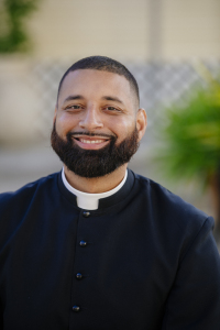 Photo of Fr. Josh Johnson